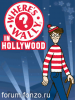 Wheres Wally? : In Hollywood