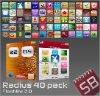 Radius 40