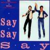 Paul McCartney and Michael Jackson - Say Say Say