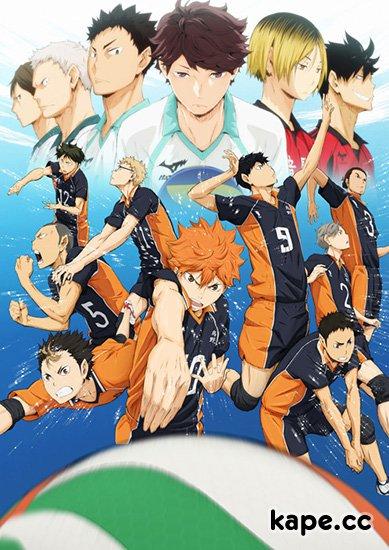 Special спорт волейбол hq haikyuu 2014