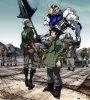 Мобильный воин ГАНДАМ: Железнокровные сироты / Kidou Senshi Gundam: Tekketsu no Orphans (2015)