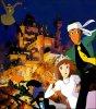 Люпен III: Замок Калиостро / Rupan sansei: Kariosutoro no shiro (1979)