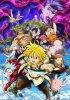 Семь смертных грехов: Узники небес / Gekijouban Nanatsu no Taizai: Tenkuu no Torawarebito (2018)
