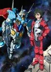 Мобильный воин Гандам: Реконкиста / Gundam G No Reconguista (2014-2015)
