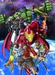 Мстители: Дисковые войны / Marvel Disk Wars: The Avengers (2014)