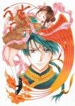 Таинственная игра / Fushigi Yuugi (1995-2002)