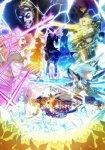 Мастера Меча Онлайн: Алисизация — Война в Подмирье / Sword Art Online: Alicization - War of Underworld 2 (4 сезон) часть-1-2 (2019-2020)