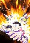 Осомацу-сан / Osomatsu-san 3 (3 сезон) (2020)