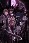 Королевский рейд: Наследники воли / King's Raid: Ishi wo Tsugumono-tachi (2020)