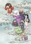 Домовой дух Татами / Zashikiwarashi no Tatami-chan (2020)