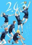 Волейбольный клуб старшей школы Сэйин / 2.43 Seiin Koukou Danshi Volley Bu (2021)