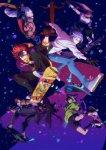 Скейт: Бесконечность / SK8 the Infinity (2021)