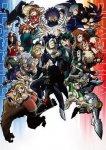 Моя геройская академия / Boku no Hero Academia 5 (5 сезон) (2021)